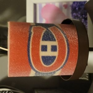 Montreal Canadiens Candle